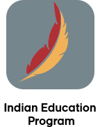 Picture of Indian Education button with link